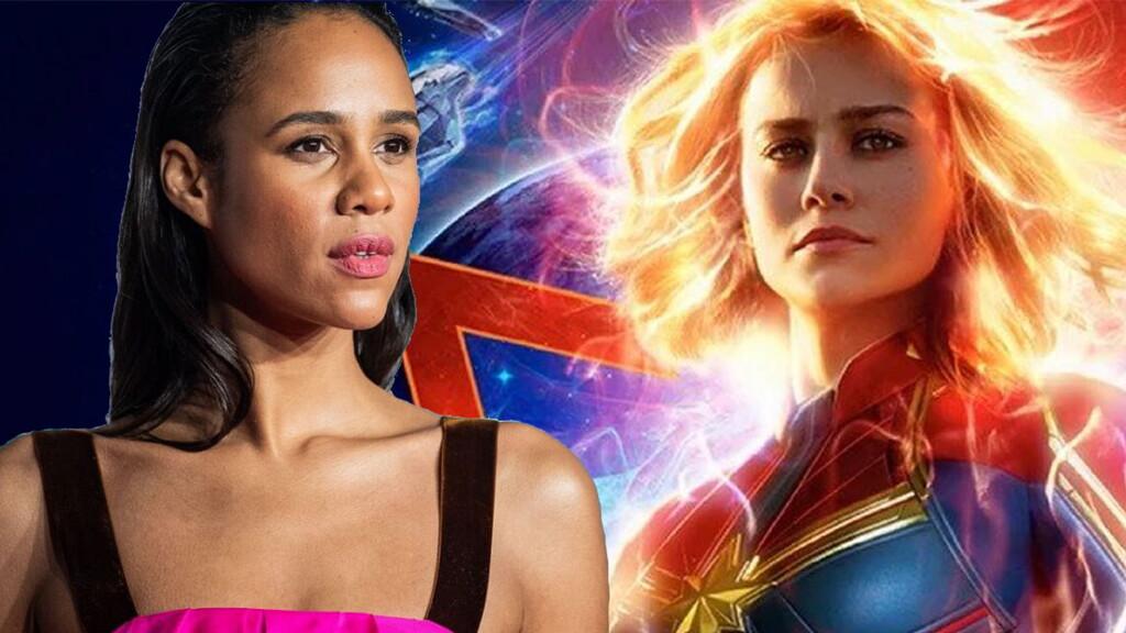 'Capitana Marvel 2' ya tiene villana: Zawe Ashton toma el relevo de Jude Law y se enfrentará a Brie Larson en la secuela