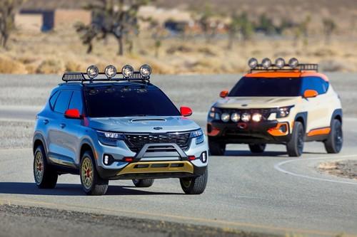 Kia Seltos X-Line muestra el lado más aventurero de este SUV