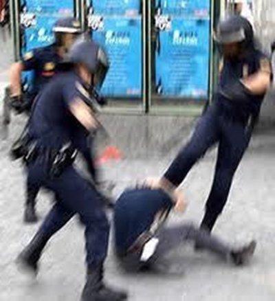 Policía valenciana