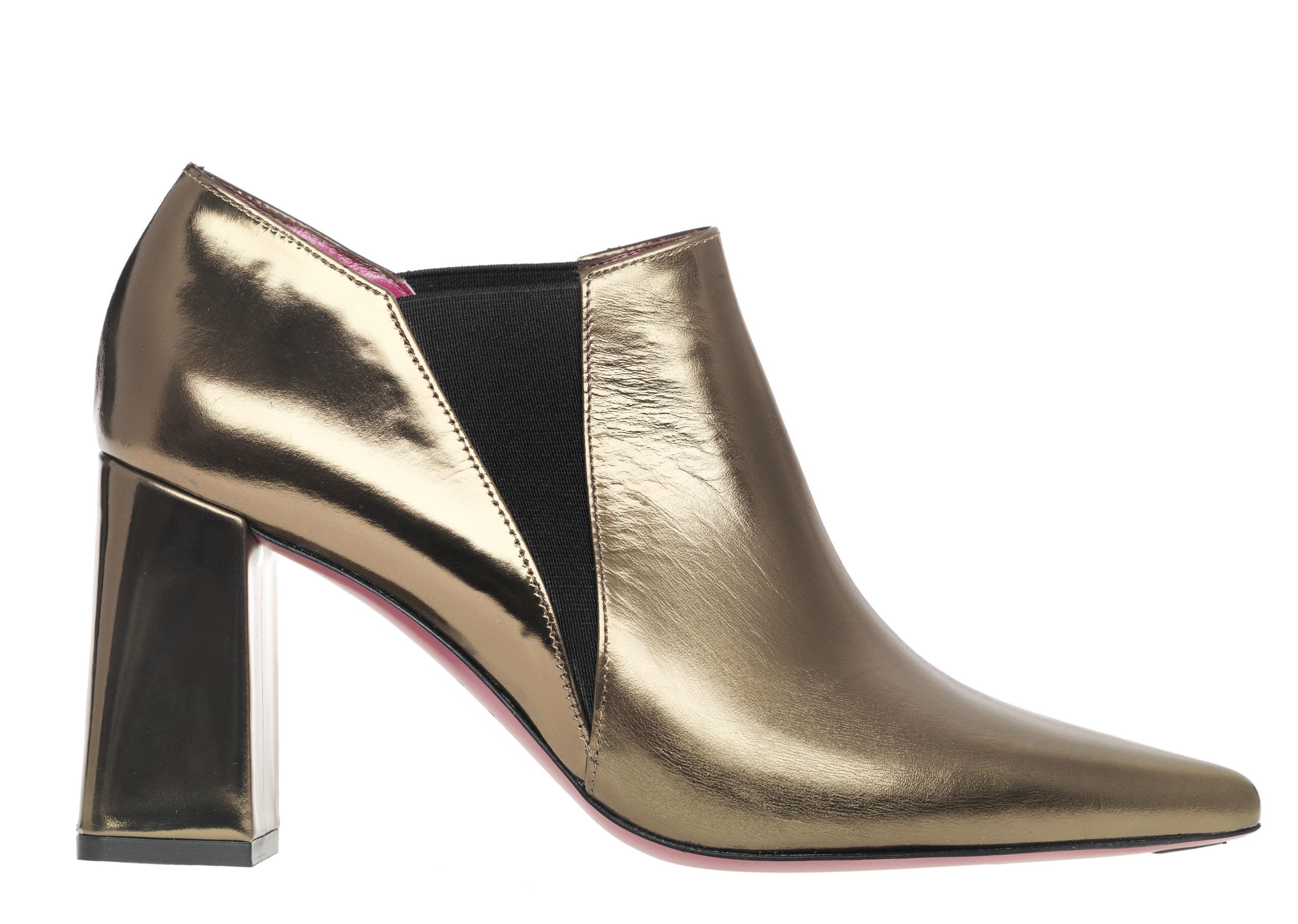Foto de Los zapatos de Úrsula Mascaró nos auguran un invierno lleno de color (25/68)