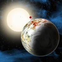 Se encuentra una nueva clase de planeta nunca vista antes: una 'megatierra'