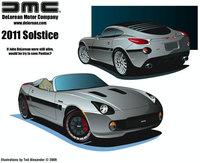 DMC podría encargarse de mantener vivo al Pontiac Solstice