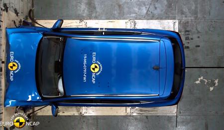 El SUV eléctrico chino MG ZS EV se lleva las 5 estrellas de Euro NCAP