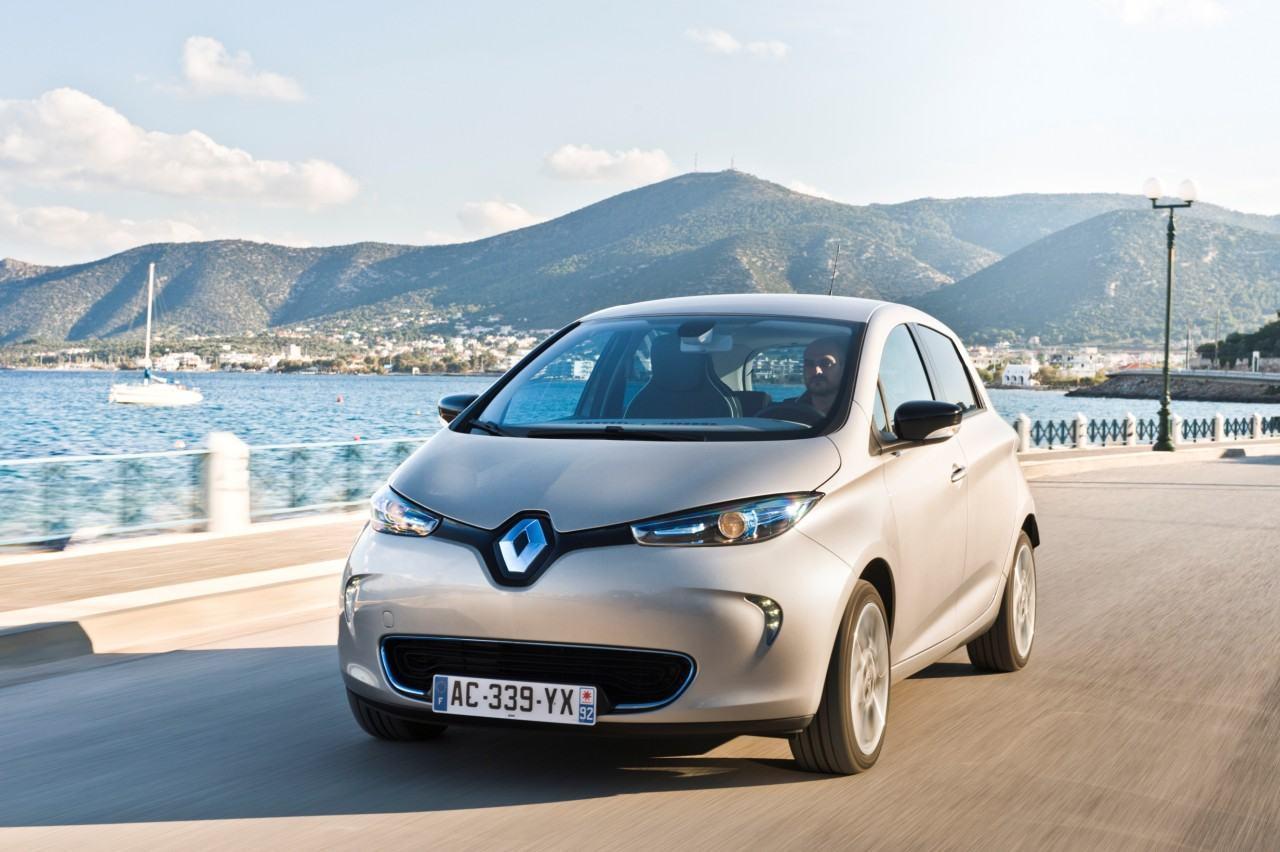 Foto de Renault ZOE (26/151)