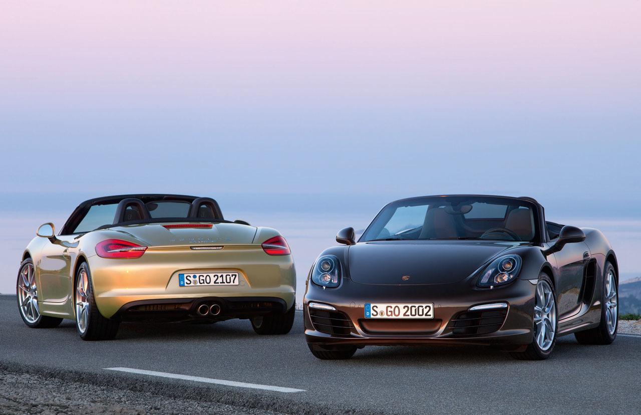 Foto de Porsche Boxster 2013  (1/7)