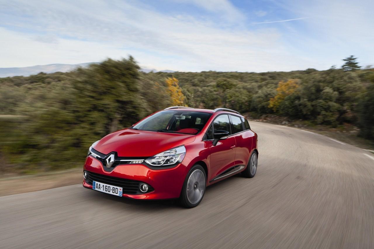 Foto de Renault Clio Estate 2013 (3/42)