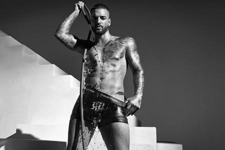 Maluma Debuta Como Modelo De La Linea De Jeans Y Ropa Interior De Calvin Klein 2