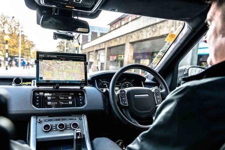 Range Rover autónomo
