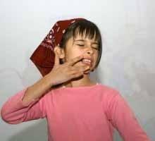 """""""Érase una vez la LSE.. """": cuentos para niños sordos"""""""