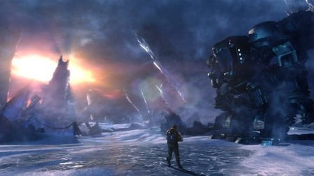 Nueva galería de imágenes de 'Lost Planet 3': robots, gigantescos Akrid y frío, mucho frío