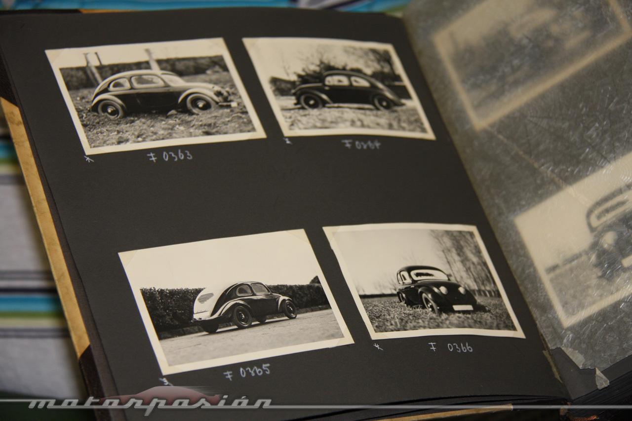 Museo Porsche: los archivos históricos
