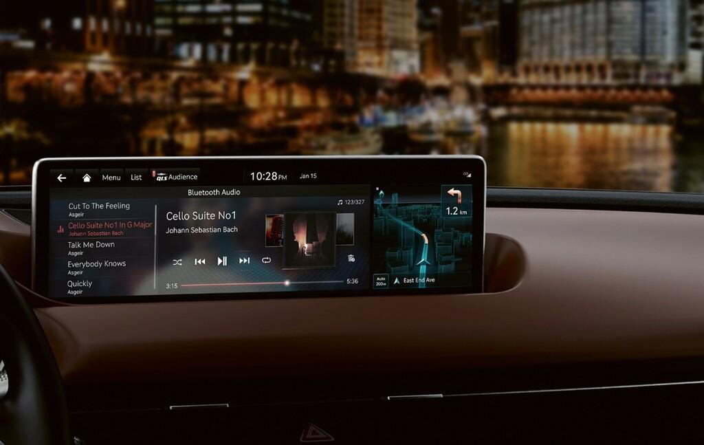 Todos los coches Hyundai y Kia llevarán de serie en 2022 el último sistema de infoentretenimiento de NVIDIA