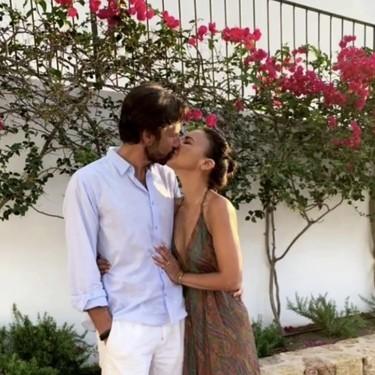 Chenoa: de fardar de bañador prehistórico a presumir de marido perfecto en Instagram