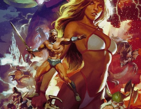 Golden Axe Sega Gerald Parel Preview 625x485