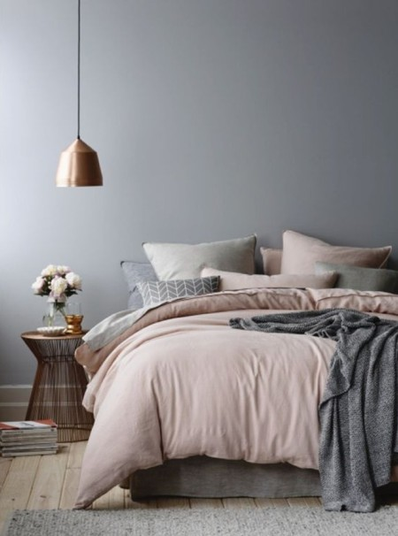 Dormitorio Pasteles