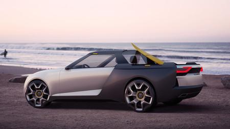Volkswagen Varok concept: imaginando un 'ute' para Australia