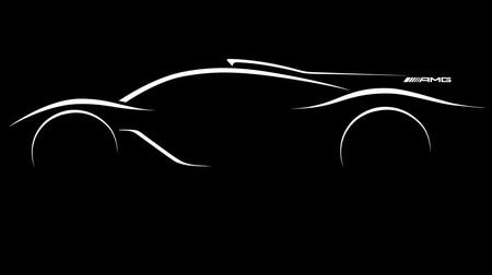 El futuro hiperdeportivo de Mercedes-AMG usará un motor de Fórmula 1