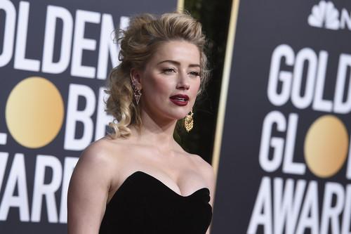 Globos de Oro 2019: Amber Heard continua su racha con este diseño corsé de ensueño