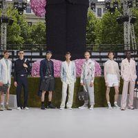 Todas las tendencias de moda que Dior Homme pondrá de moda el verano que viene