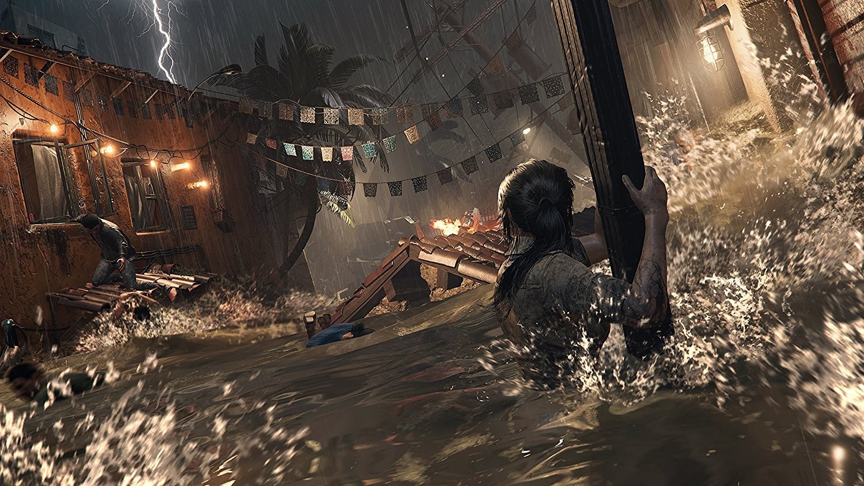 Foto de Capturas y carátula de Shadow of the Tomb Raider (26/04/2018) (12/12)