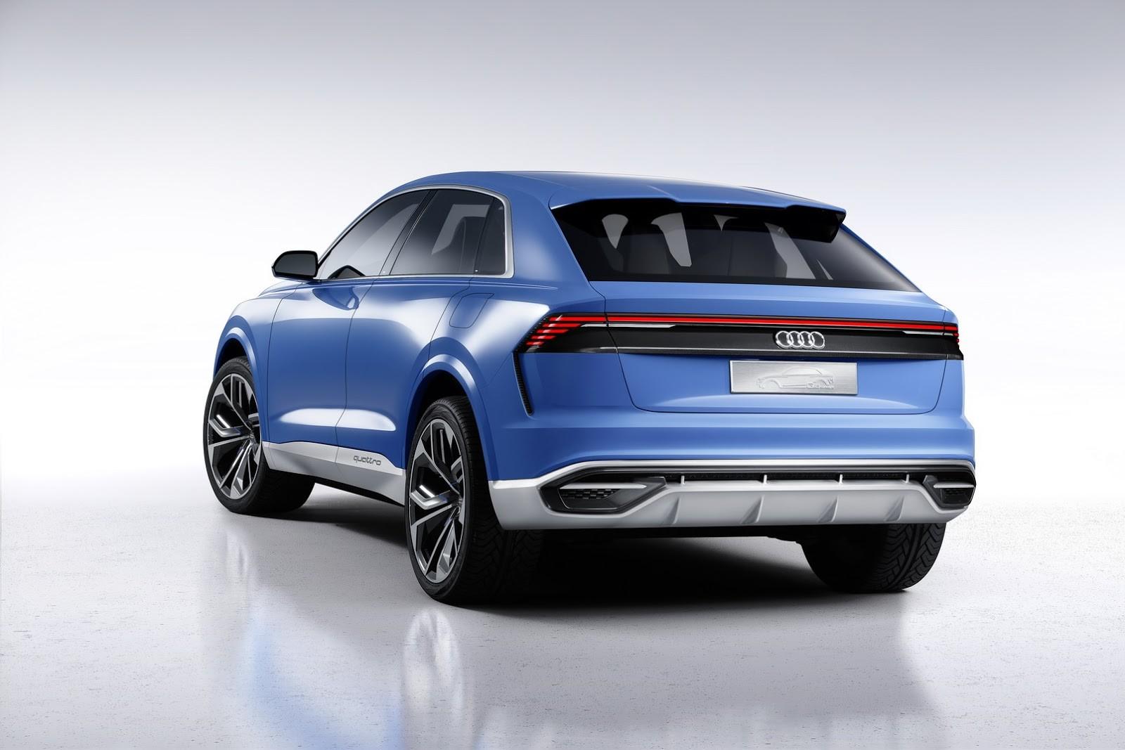 Foto de Audi Q8 Concept (17/22)
