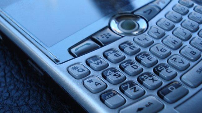 Utilizar una BlackBerry ya no da imagen de innovación para las empresas