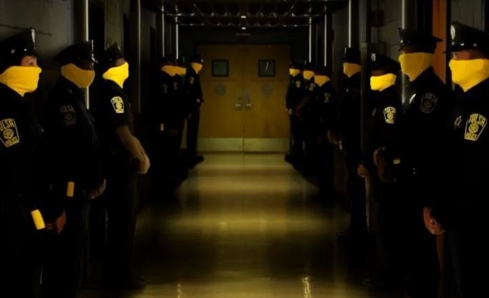 'Watchmen': enigmatic first look at the anticipated adaptation of HBO's