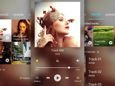 El reproductor de música de Samsung se moderniza y aterriza en Google Play