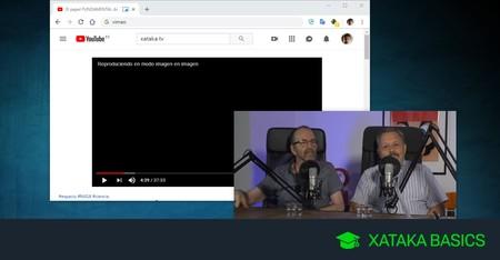 Modo PiP de Chrome: cómo usarlo para ver vídeos online o locales en una ventana flotante