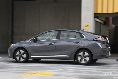 Hyundai Ioniq 2021 Hibrido Mexico Opiniones Prueba 12