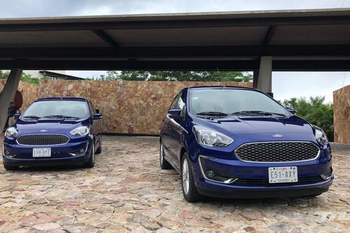Ford Figo 2019, al volante de un urbano mejor entendido con el nuevo consumidor mexicano