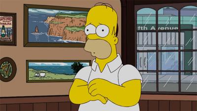 """""""El mercado de los DVD está muriendo"""" según el productor de 'Los Simpson' y las cifras le dan la razón"""