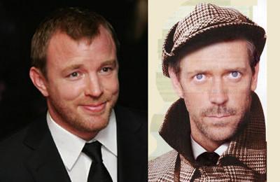Guy Ritchie dirige una reinvención de Sherlock Holmes