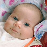 La fontanela del bebé: todo lo que hay que saber