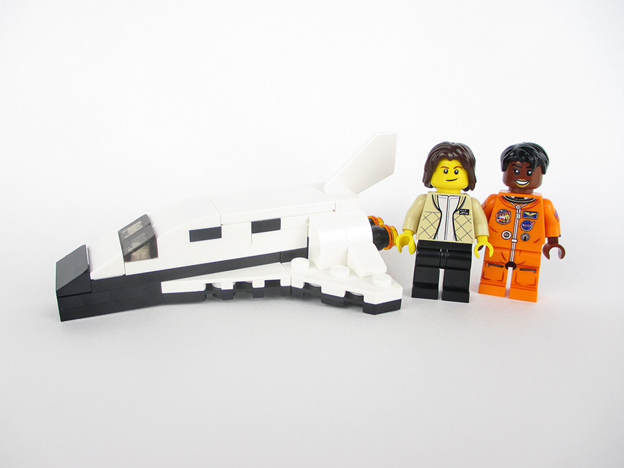 Lego Nasa Women 8
