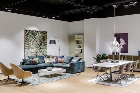 boconcept abre su primera flagship store en espa a y es como un hermoso cat logo gigante. Black Bedroom Furniture Sets. Home Design Ideas