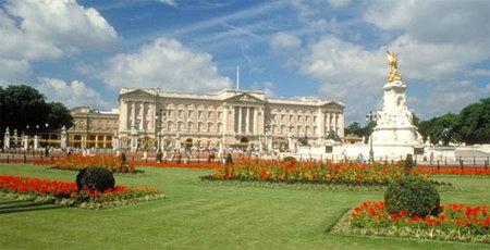 Visita al Palacio de Buckingham