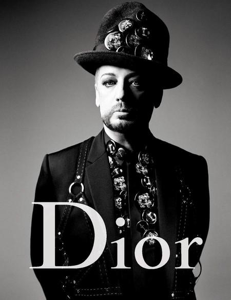 Cine y música en la campaña de Dior Homme, con dos embajadores de lujo
