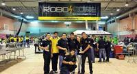 Alumnos del IPN obtienen tres primeros lugares del Robot Challenge 2014