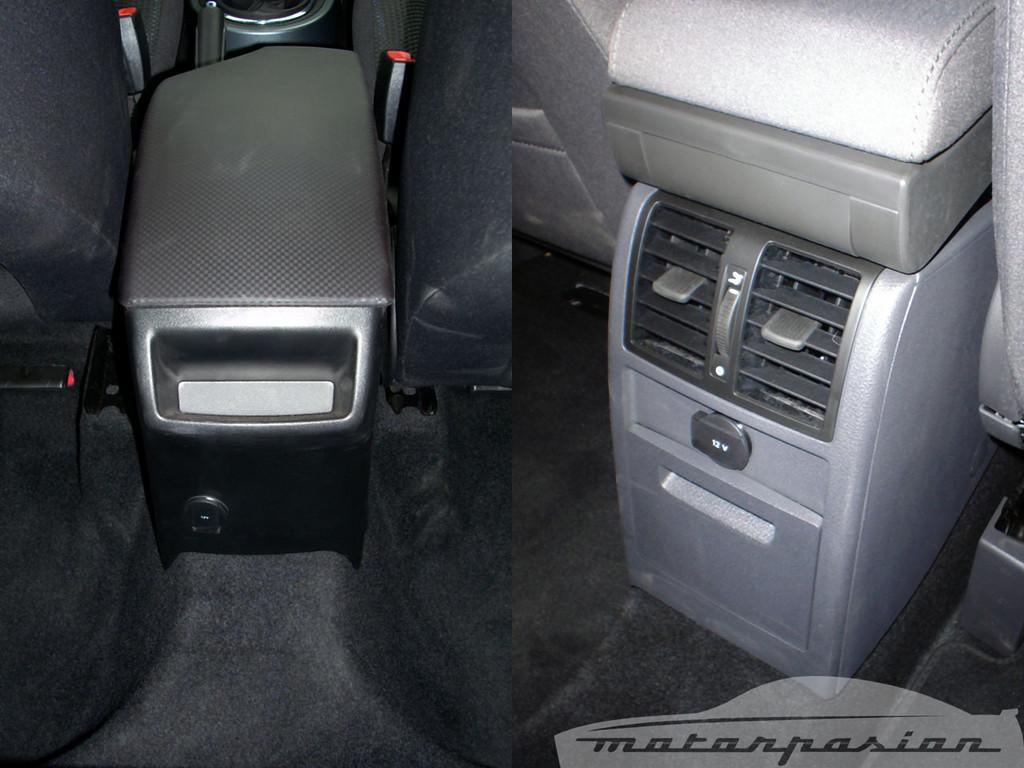 Foto de SEAT Altea XL contra Volkswagen Touran  (34/36)
