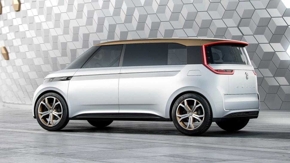 Foto de Volkswagen BUDD-e concept (2/30)
