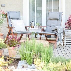 15 terrazas y balcones ambientados para el invierno que invitan a disfrutar de exteriores a pesar del frío