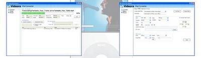 Videora, convierte videos para verlos en el iPod