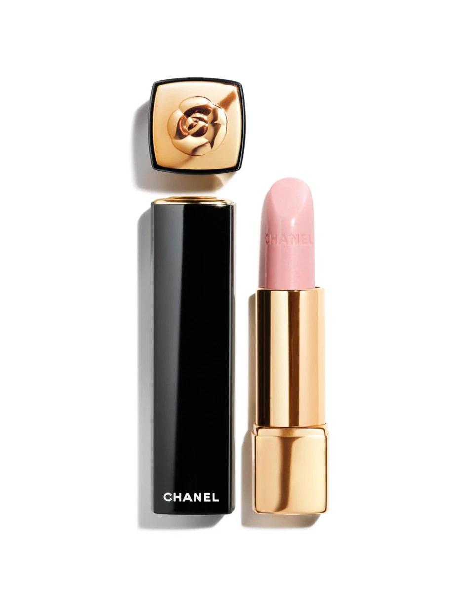 Labial Rouge Allure Camélia Blanc de Chanel