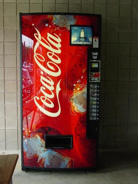 Vending Machines Coca Cola Coke Machine Soda