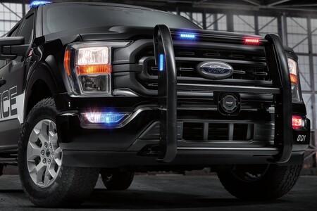 Ford F 150 Policia 1