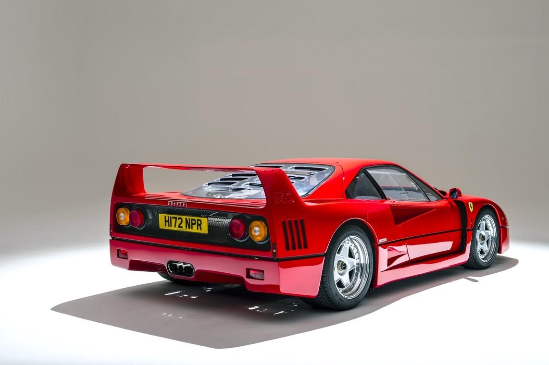 Foto de Ferrari F40 1989 (3/7)