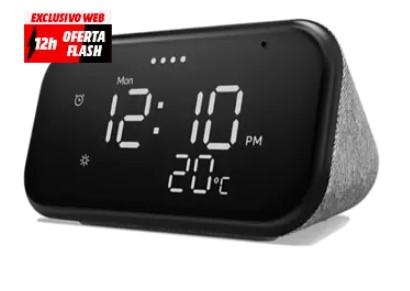 Reloj despertador inteligente - Lenovo Smart Clock Essential