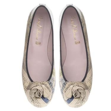 Pretty Ballerinas Otoño-Invierno 2011/2012: dedicadas a los periodistas