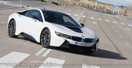 BMW i8 Prueba 2